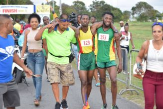 Forde still the unstoppable force at South American 10K